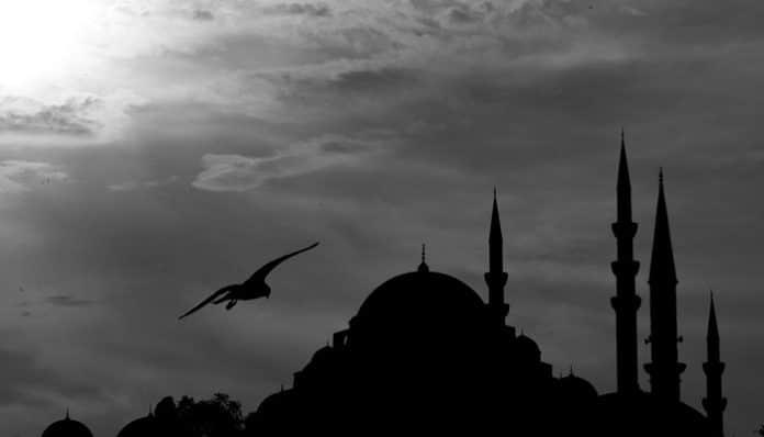 Halit Fahri Ozansoy Şiirleri-Eyüp Sırtında