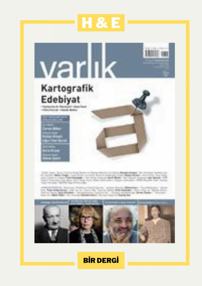 Varlık Dergisi Aralık-2020