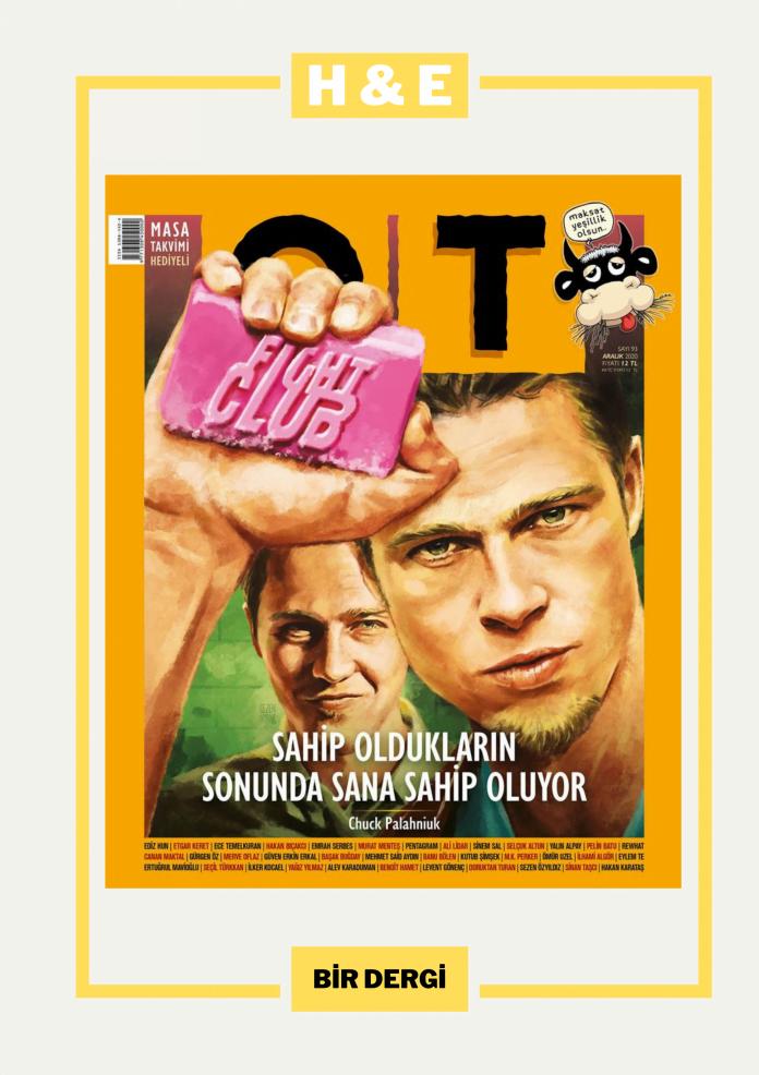 Ot Dergisi 93. Sayı