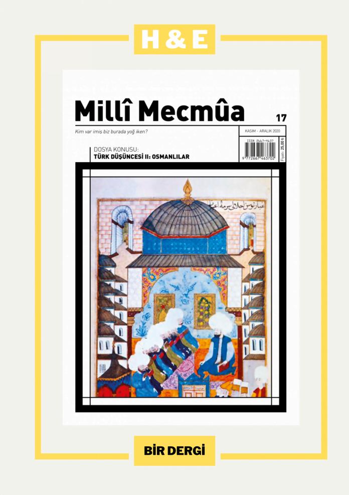 Milli Mecmua Dergisi 17. Sayı