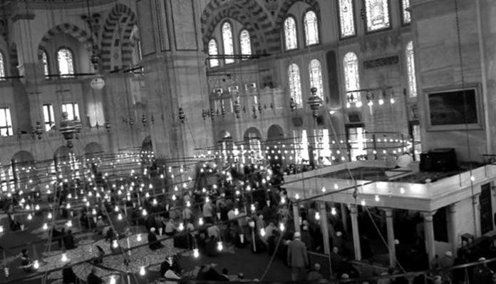Mehmet Akif Ersoy Şiirleri-Safahat / Fâtih Camii