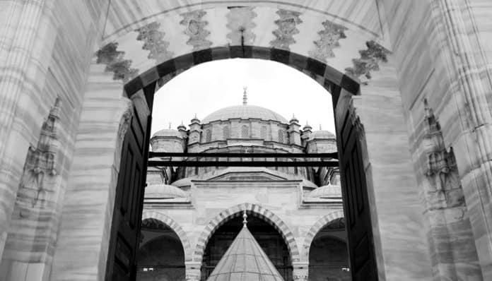 Mehmet Akif Ersoy Şiirleri-Süleymaniye Kürsüsünde / Süleymâniye Kürsüsünde