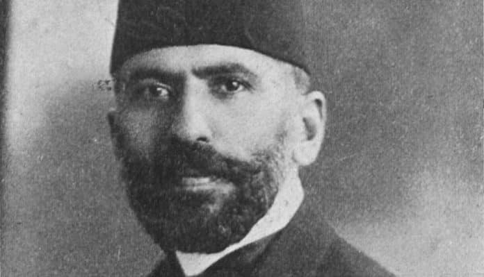 Süleyman Nazif Kimdir?
