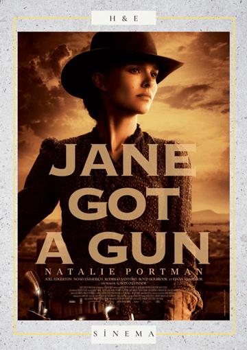 JANE GOT A GUN - JANE'NİN İNTİKAMI